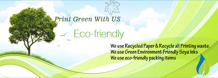eco friendly printing services